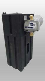 Rhima Drukverhogings/breektankunit 100 ltr. SYSTEEM type AB