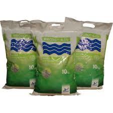 ACTIE 3 zakken Brolo zout 10 KG
