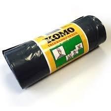 Vuilniszakken Komo 60x80 cm 20x20 stuks