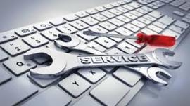 Onderhoud doorschuiver compleet excl .uitzonderlijke reparatie