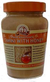 Tahini met honing