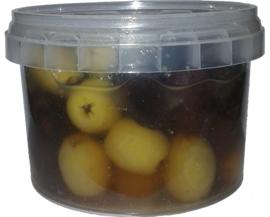 Olijvenmix zonder pit op extra vierge olijfolie