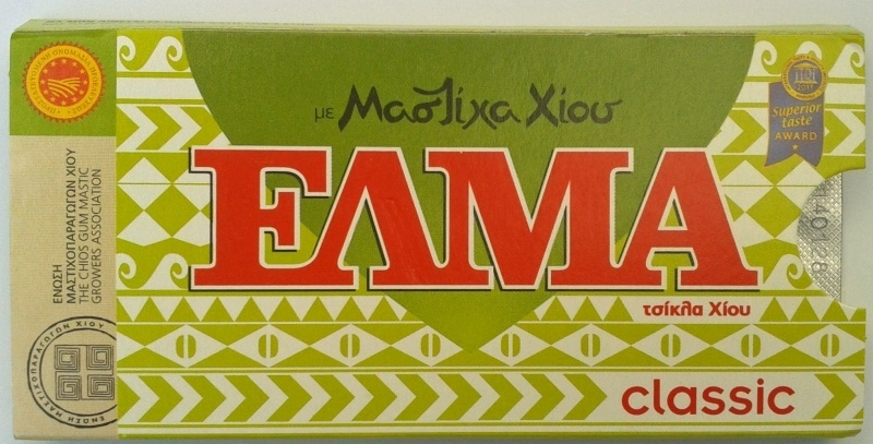 Elma kauwgom