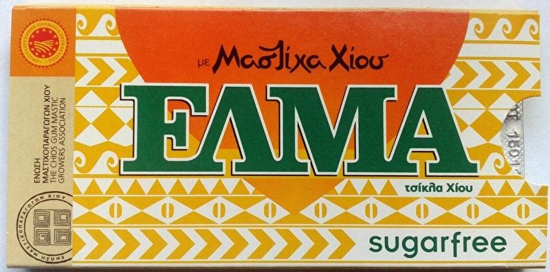Elma kauwgom suikervrij