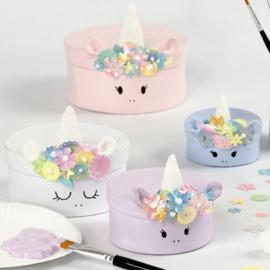 Unicorn-doosje & pannenkoek in Pannenkoekenhuis De 7 Dwergen! - vrijdag 4 januari 2019