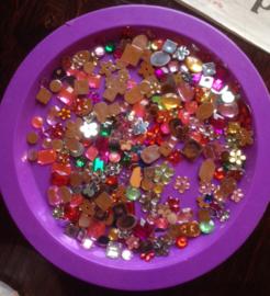 Knutselpakket Prinses * Foam Clay spiegeltjes! * vanaf 6 kids