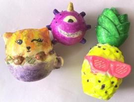 Knutselpakket * Squishies versieren! * vanaf 6 kids