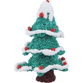 Foam Clay, kleuren assorti, kerstmis, 6x14gr