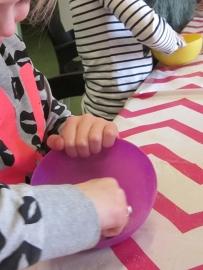 Kinderfeestje * Flesje Toverzout maken! *