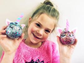 Unicorn kerstballen - donderdag 23 december * 14.45 uur * nog 2 plekjes vrij!