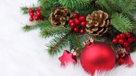 Kerststukjes maken - vrijdag 16 december 2016 *VOL*