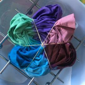 Kinderfeestje * Tie Dye Tas! *