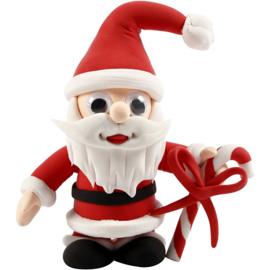 Knutselpakket * Kerstman Funny Friends