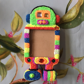 Kinderfeestje * Foam Clay robot met Instaxfoto! *