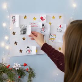 DIY Kerstkalender