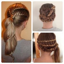 Workshop Haarvlechten - 3 oktober