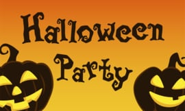 Halloween Discoparty! * woensdag 30 oktober 2019
