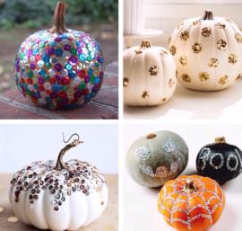 Halloween pompoen versieren & pannenkoek! - vrijdag 20 oktober 2017