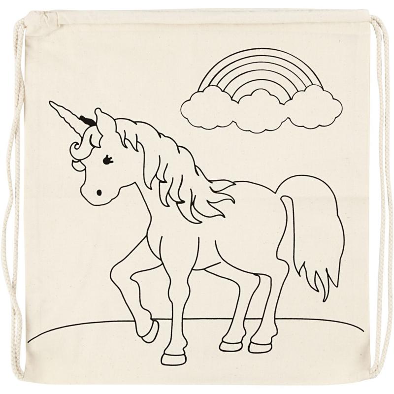 Rugzak unicorn/eenhoorn