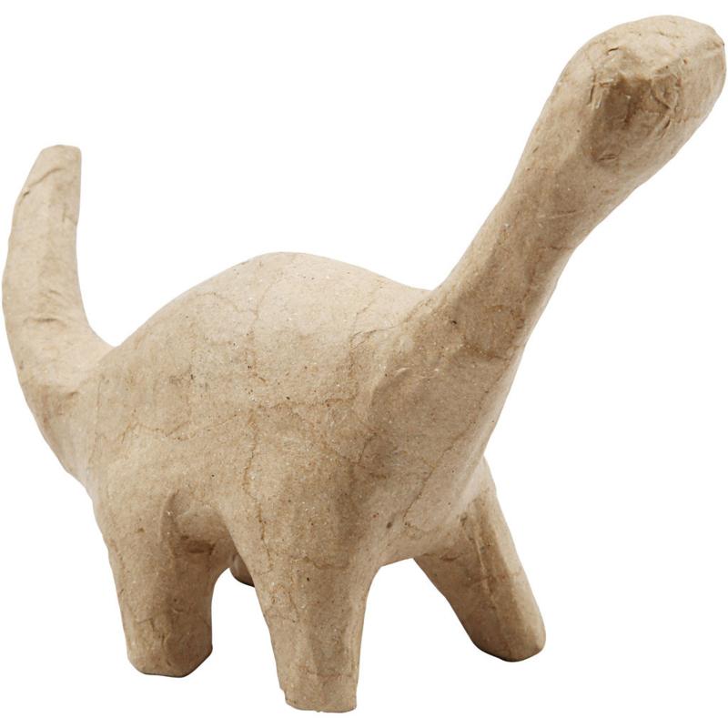 Dinosaurus Brachosaurus van papier-maché