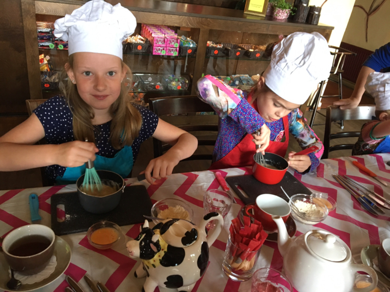 Betere Kinderfeestje * Maak zelf je Pannenkoeken High Tea BV-25