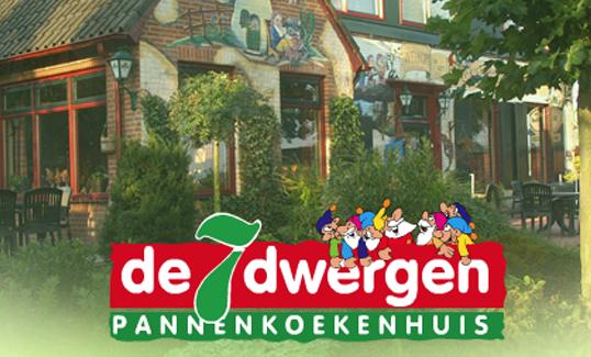 Pannenkoekenhuis De 7 Dwergen - Sint Agatha