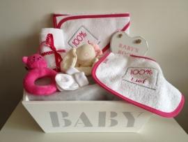 Kraampakket Baby roze