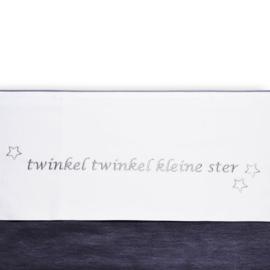 Laken Twinkel twinkel kleine ster