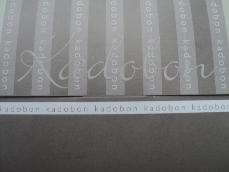Kadobon €7,50