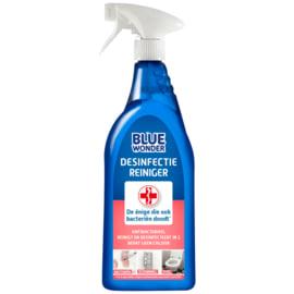 Flacon pulvérisateur de désinfection Blue Wonder