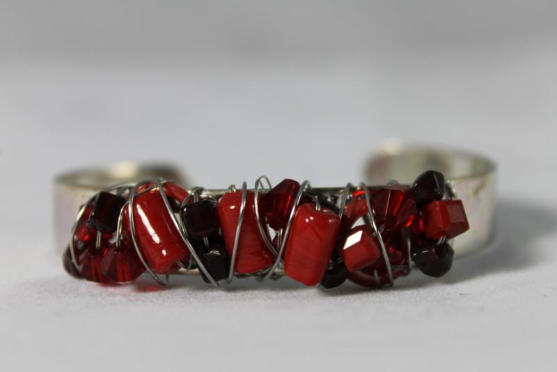 Rood | zilver