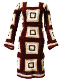 Gehaakte jurk | maat S/M