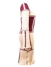 Gebreide jurk | maat M/L