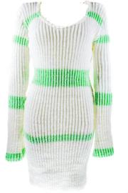 Gebreide jurk | maat M/L/XL