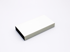 Plain Notepad Light grey