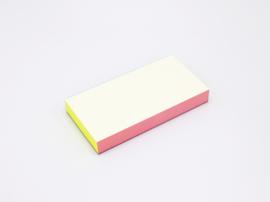 Plain Notepad Pink