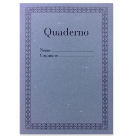 Quaderno Lavender