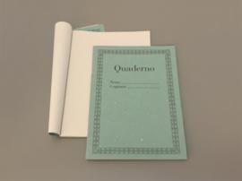 Quaderno Turqouise