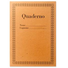 Quaderno Orange