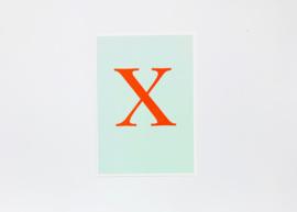 X card