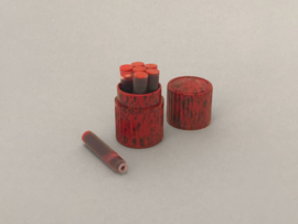 INK CONTAINER RED