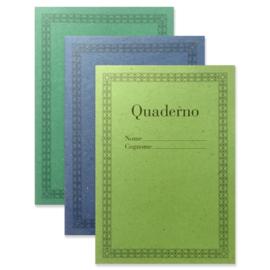 Quaderno Set green