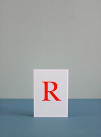 R card