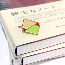 JAPANESE ENVELOPE PIN