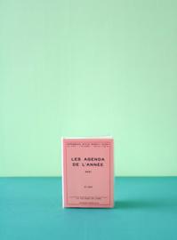 Agenda de L'Année Pink