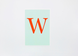 W card