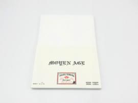 MOYEN AGE white