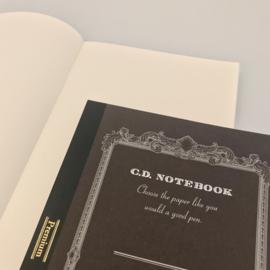 C.D. NOTEBOOK PLAIN
