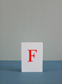 F card