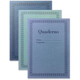 Quaderno Set blue